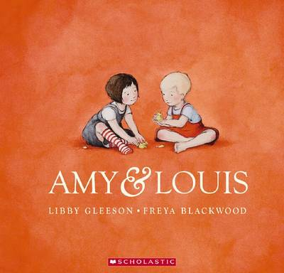 Amy and Louis book