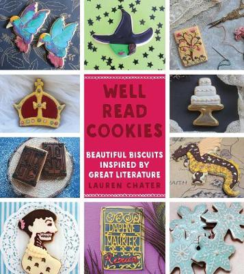 Well Read Cookies by Lauren Chater