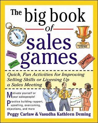 Big Book of Sales Games book