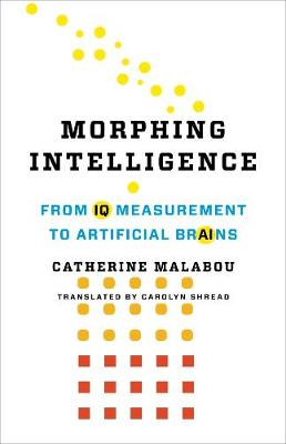 Morphing Intelligence: From IQ Measurement to Artificial Brains by Catherine Malabou
