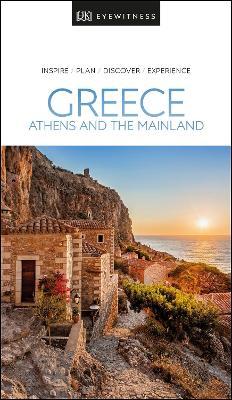DK Eyewitness Greece, Athens and the Mainland book