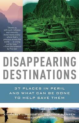 Disappearing Destinations book