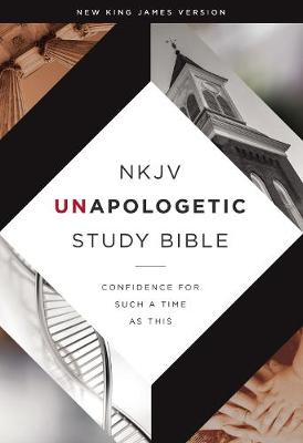 NKJV, Unapologetic Study Bible, Hardcover, Red Letter Edition by Emmanuel Foundation