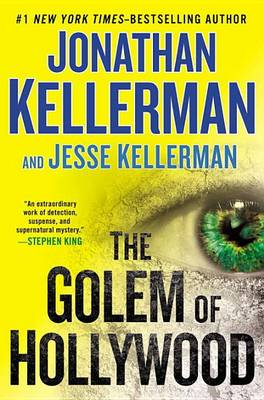 The Golem of Hollywood by Jonathan Kellerman