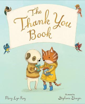Thank You Book by Mary Lyn Ray