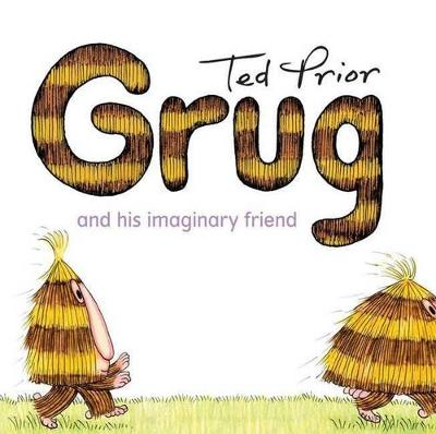 Grug and his Imaginary Friend book
