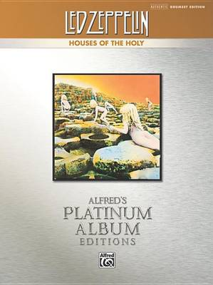 Led Zeppelin -- Houses of the Holy Platinum Drums by Led Zeppelin