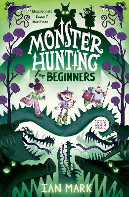 Monster Hunting For Beginners book