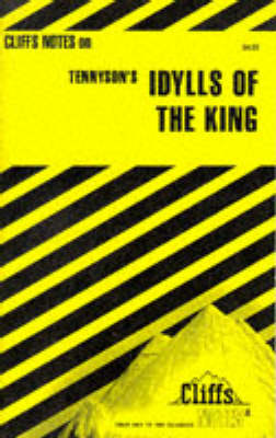 "Notes on Tennyson's ""Idylls of the King"" by Robert J. Milch"