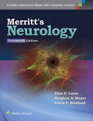 Merritt's Neurology by Elan D. Louis