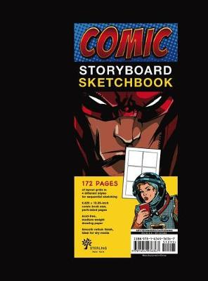 Comic Storyboard Sketchbook book