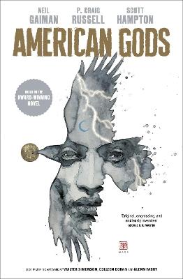 American Gods: Shadows book