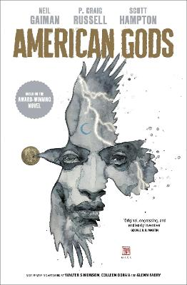 American Gods: Shadows by Neil Gaiman