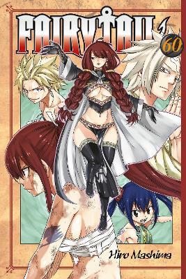 Fairy Tail 60 by Hiro Mashima