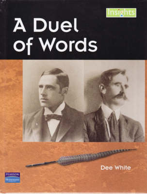 A Duel of Words by Dee White