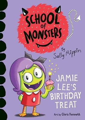 Jamie Lee's Birthday Treat: School of Monsters book