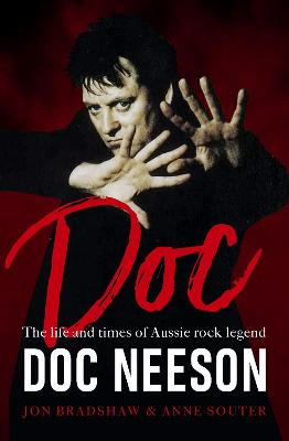 Doc: The life and times of Aussie rock legend Doc Neeson book
