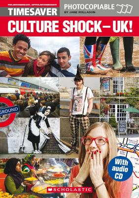 Culture Shock: UK! by Jane Rollason