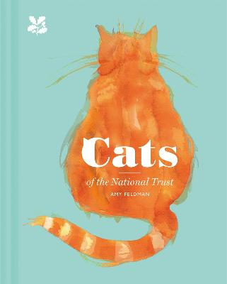 Cats of the National Trust by Amy Feldman