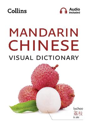 Mandarin Chinese Visual Dictionary: A photo guide to everyday words and phrases in Mandarin Chinese (Collins Visual Dictionary) by Collins Dictionaries