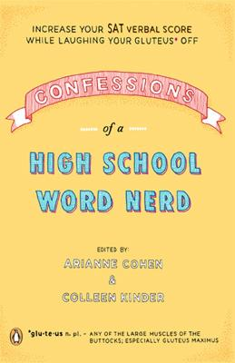 Confessions of a High School Word Nerd book