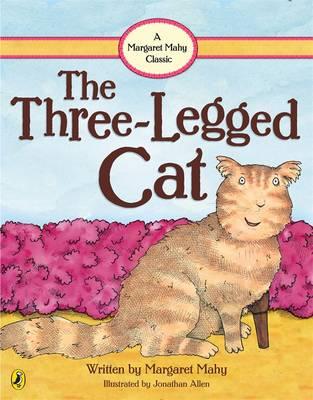 Three Legged Cat book
