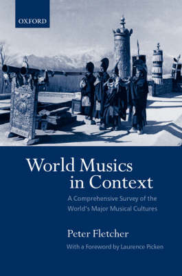 World Musics in Context by Peter Fletcher