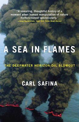 Sea In Flames, A by Carl Safina