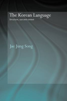 The Korean Language by Jae Jung Song