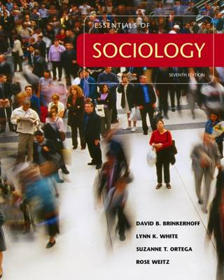 Essentials of Sociology by Rose Weitz