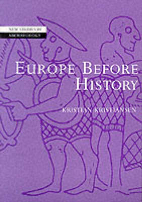 Europe before History book