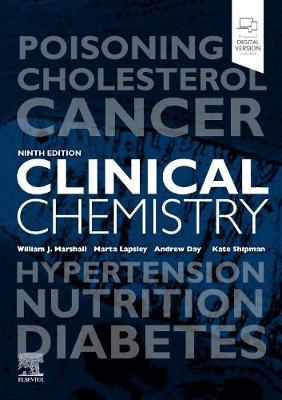 Clinical Chemistry by William J. Marshall