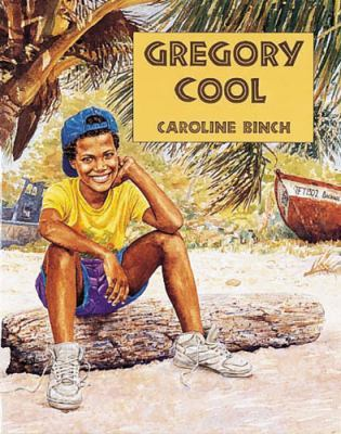 Gregory Cool: Big Book by Caroline Binch