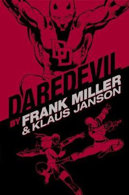 Daredevil By Frank Miller & Klaus Jason Omnibus (new Printing) by Frank Miller