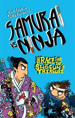 Samurai vs Ninja 2 by Nick Falk