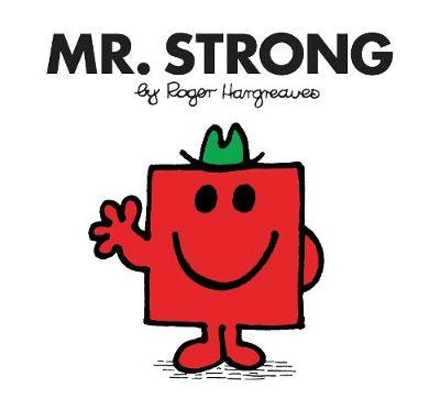 Mr. Strong by Roger Hargreaves