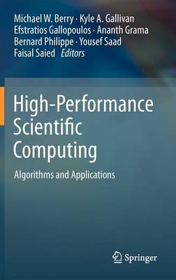 High-Performance Scientific Computing by Michael W. Berry
