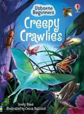 Creepy Crawlies book