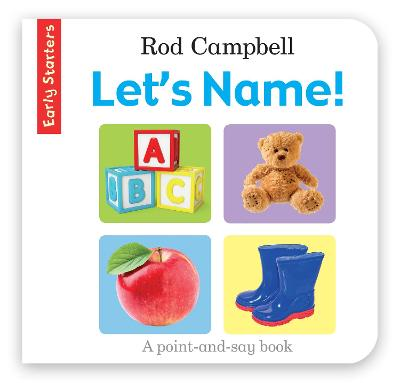 Let's Name! by Rod Campbell