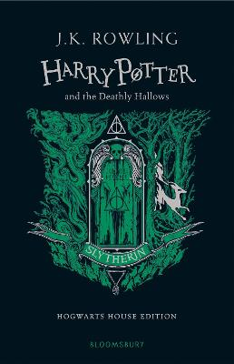 Harry Potter and the Deathly Hallows - Slytherin Edition book