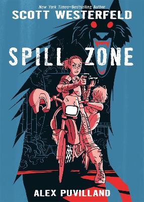 Spill Zone by Alex Puvilland