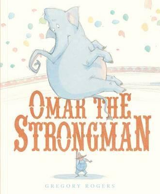 Omar the Strongman book