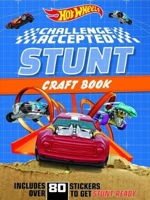 HOT WHEELS CHALLENGE ACCEPTED book