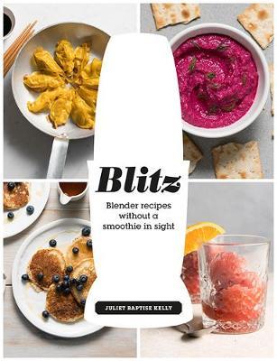 Blitz by Juliet Baptiste-Kelly