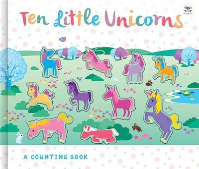 Ten Little Unicorns by Susie Linn