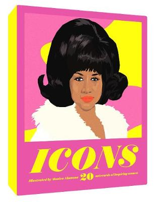 Icons: 20 Notecards of Inspiring Women by Monica Ahanonu