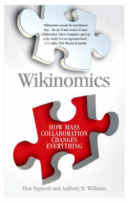 Wikinomics by Anthony D. Williams