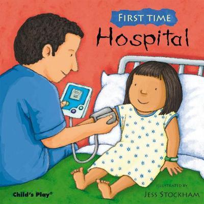 Hospital by Jess Stockham