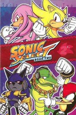 Sonic Select Book 2 book