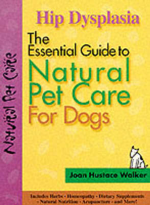 Essential Guide to Natural Pet Care book